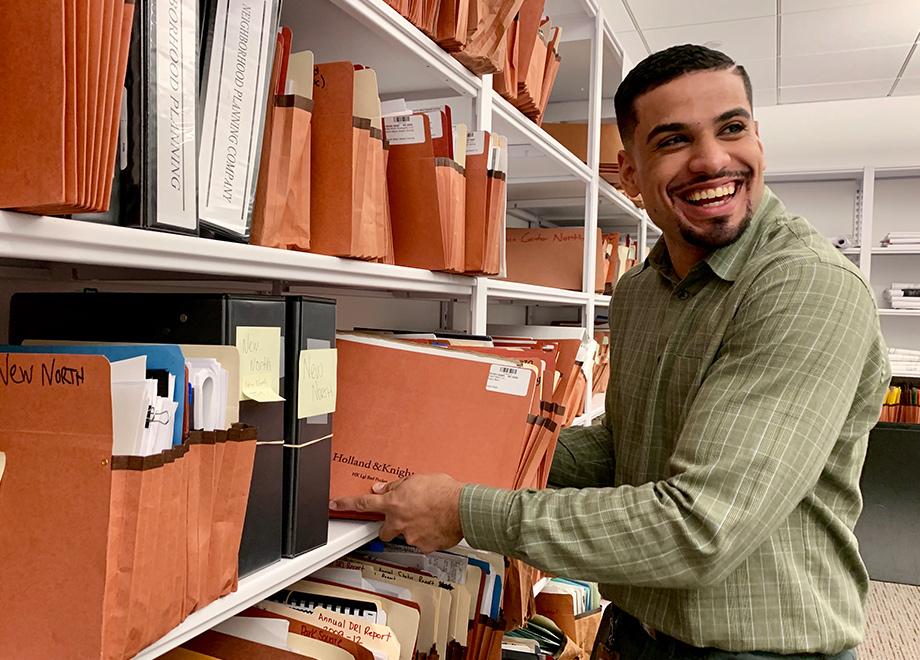 Jobs participant photo
