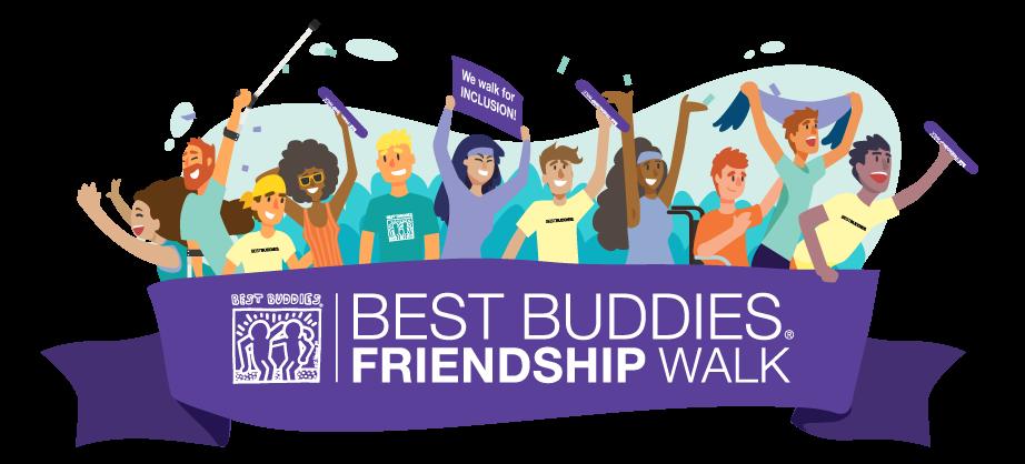 Best Buddies Fall Walk Image